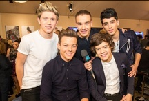 One Direction / by Sarah Hartung
