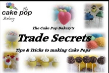 Ultimate Guide to making Cake Pops / Want to learn all the secrets to making Cake Pops? Check out our ebook.  http://thecakepopbakery.com.au/Our-Range.aspx?id=8