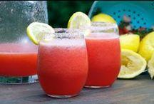Yummy Drinks / by Rebecca Swoyer