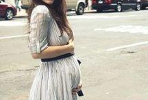 MATERNITY STYLE / Super cute maternity fashion ideas
