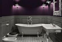 Bathroom / by Rebecca Swoyer