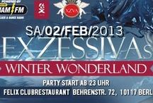 Exzessivas Winter Wonderland 2.2.13 / Bilder von vergangenen Exzessiva Events