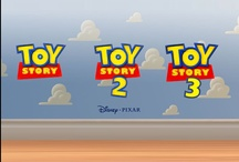 Toy Story :) / by Sarah Hartung