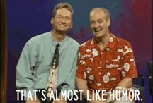 Whose Line Is It Anyway? / by Sarah Hartung