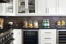 | Kitchen | / by | Modest Maintenance |