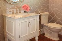 | Bathroom | / by | Modest Maintenance |