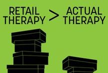 retail therapists / by Alecia Silva