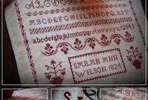 Red samplers