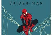 Spiderman / by Sarah Hartung