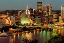PITTSBURGH / by Ruth Grace