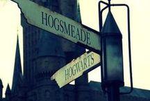 Harry Potter / by Carohebdo