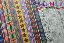 Adult Color Pages / Fantastic, fun, creative, relaxing coloring page designs for Grown Ups.  Share your favorites!