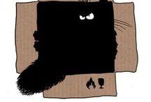 Koty - rękodzieło i grafika