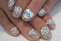 Nails / I love doing my nails and love all the designs and colors  / by Andrea Perez