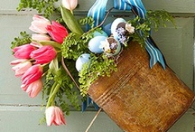 Wreaths, Swags, and Door Decor / by Becky Loer