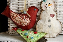 Christmas Crafts / by Becky Loer