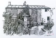 My Building Illustrations