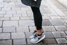 Nike in the street