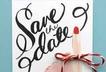 Save the Date  / How to tell Save the Date in our way :)