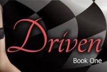 Driven, Fueled, Crashed / By K. Bromberg  / by Jamie Stokes ツ