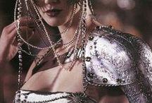 High fashion armour / Armour and fashion