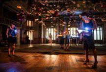 Boltanski Buenos Aires en la Noche de los Museos / En 2012 se realizó una presentación múltiple y simultánea de instalaciones y proyectos site specific del artista francés contemporáneo Christian Boltanski.