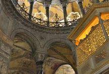Style Bysantin / le Style Bysantin