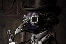 Esprit steampunk / Néo victorien, steampunk, un style 18 éme siècle revisité
