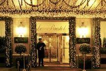 Les plus beaux hôtels du monde / Les plus beaux halls d'entrée d'hôtel du monde