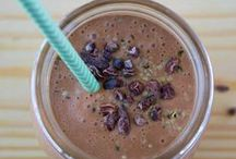 Smoothie Recipes / Follow for delicious smoothie ideas packed with wholesome, fresh ingredients.