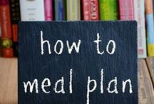 Cooking & Meal Planning Tips / Ideas on how to prep & store foods, sample grocery lists, tips and tricks for preserving and cooking food.