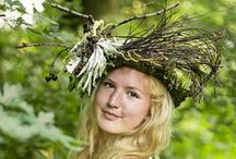 Flower crown / photo : Claudiu Dunga