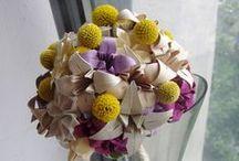 ORIGAMI & flowers