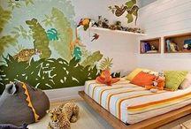 Dormitório Infantil / Inspirações e Referências