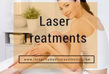 Laser  Treatments / laser hair removal, laser hair reduction, IPL, Intense Pulse Light, laser facial, laser spider vein treatment, MonaLisa Touch laser for treatment menopause symptoms - vaginal dryness and painful sex