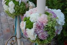 candels&flowers