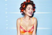 SS16 Look Book / Rules are made to be broken. Step out of line from the straight and narrow in the outrageous new Lepel collection. Bold designs, sensuous fabrics and amazing fit combine to create fun, feminine looks they'll all be after.