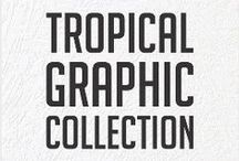 Tropical Graphic Collection