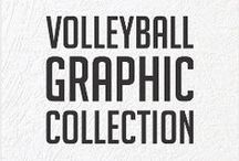 Volleyball Graphic Collection