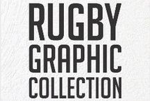 Rugby Graphic Collection