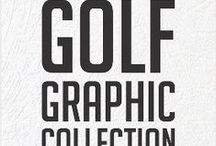 Golf Graphic Collection
