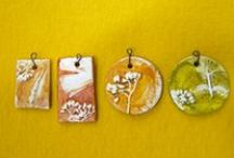 Botanical Pendants