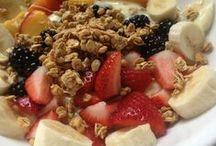 Desayunos / desayunos saludables