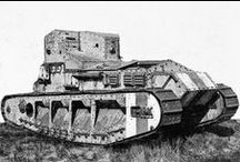Whippet Mark A medium tank