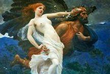 Painting - Pre-Raphaeliste