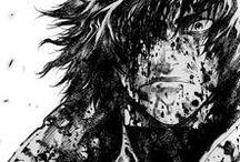 Drawing - Manga