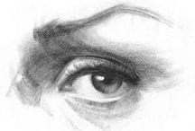 Drawing Class - Eyes