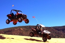 Utah Sand Dunes / Here's a few pictures of our rides to some of Utah's sand dunes and state parks.