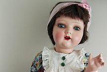 ZAST - Polish celluloid dolls