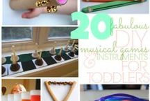 Musical Instrument Projects